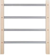 balustrade hekwerk modern model 10 3200x1000 beukenhout