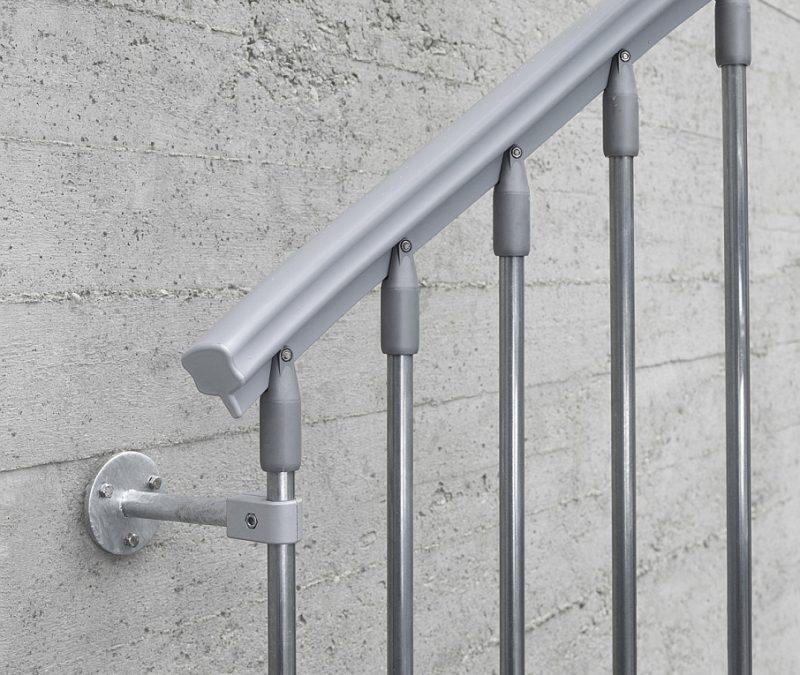 Steel Zink balustrade 120x100cm