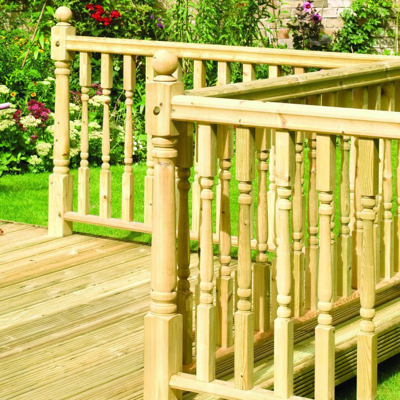 buiten balustrade traditioneel 1