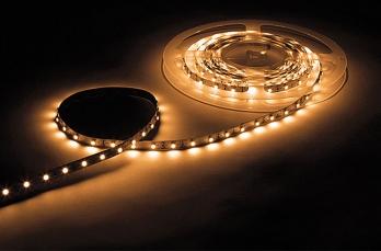 Led verlichting strip voor trap treden 5meter wit extra warm
