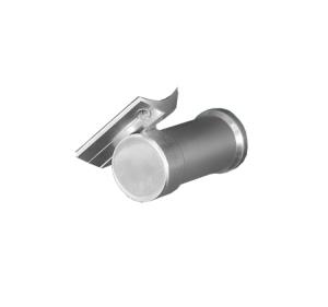 Leuningdrager verstelbaar aluminium