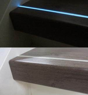 lichtgevende-aluminium infrees strip glow in the dark wit