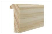 houten profiel trap