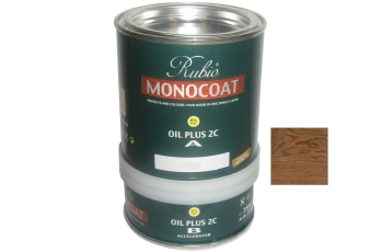 Rubio monocoat 2 componenten olie castle brown 350 ml