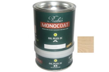 Rubio Monocoat 2 componenten olie cotton white 350ml